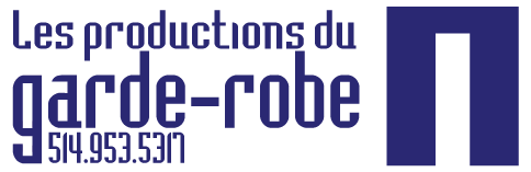 Les productions du garde-robe