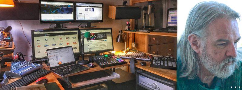 Productions du garde-robe, production de podcast et mastérisation.